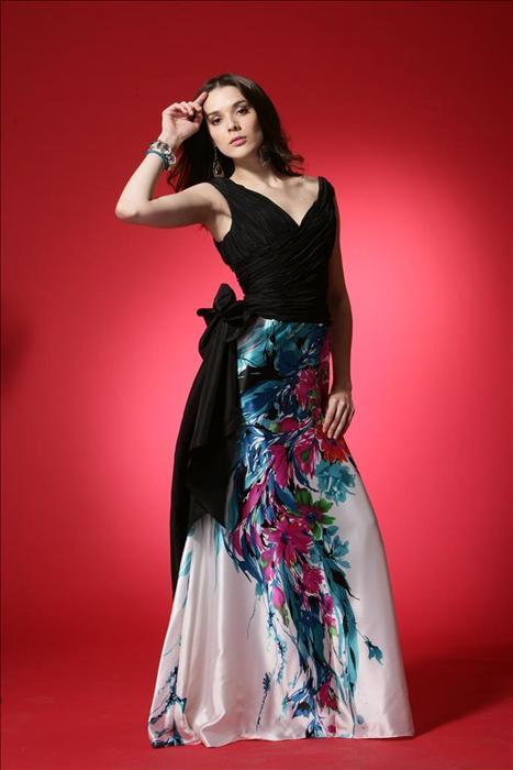 Designer Abendkleid SP507
